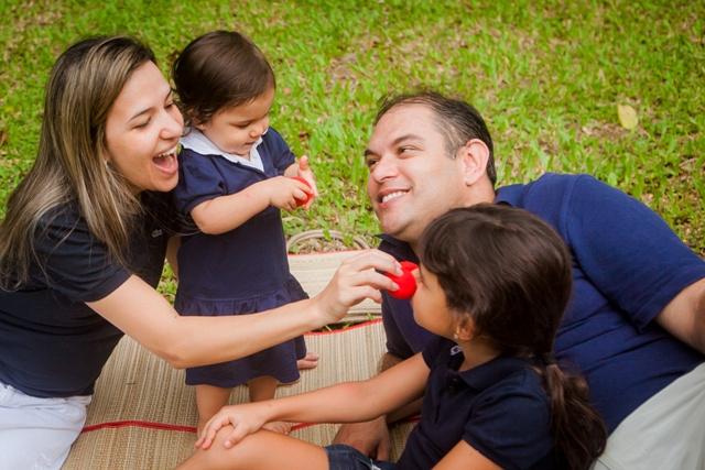 Luisa, Isabela, Mamãe e Papai-112