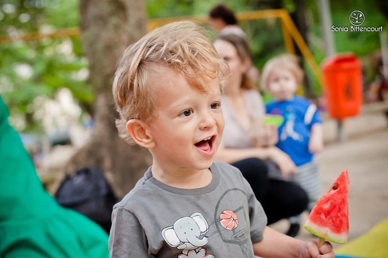 Fotografia de festa infantil