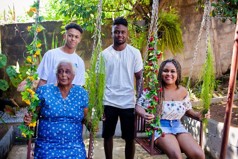 Maria da Conceição e família-6