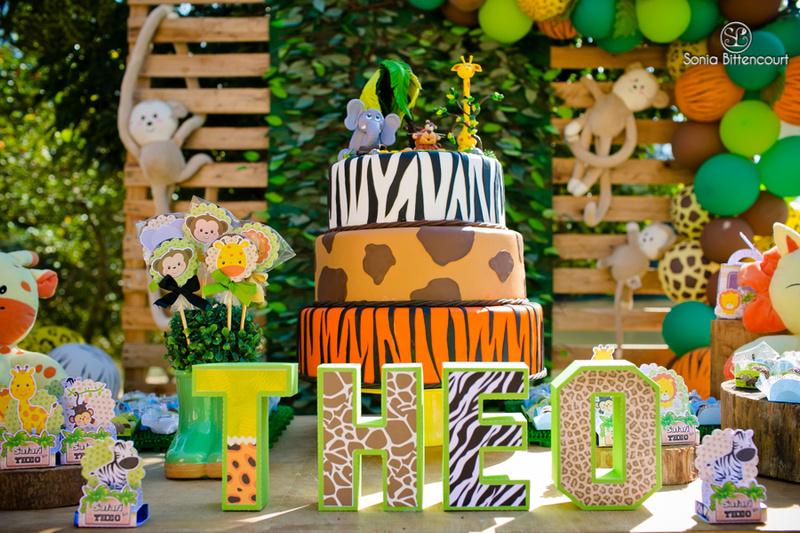 Aniversário 1 ano Theo-11
